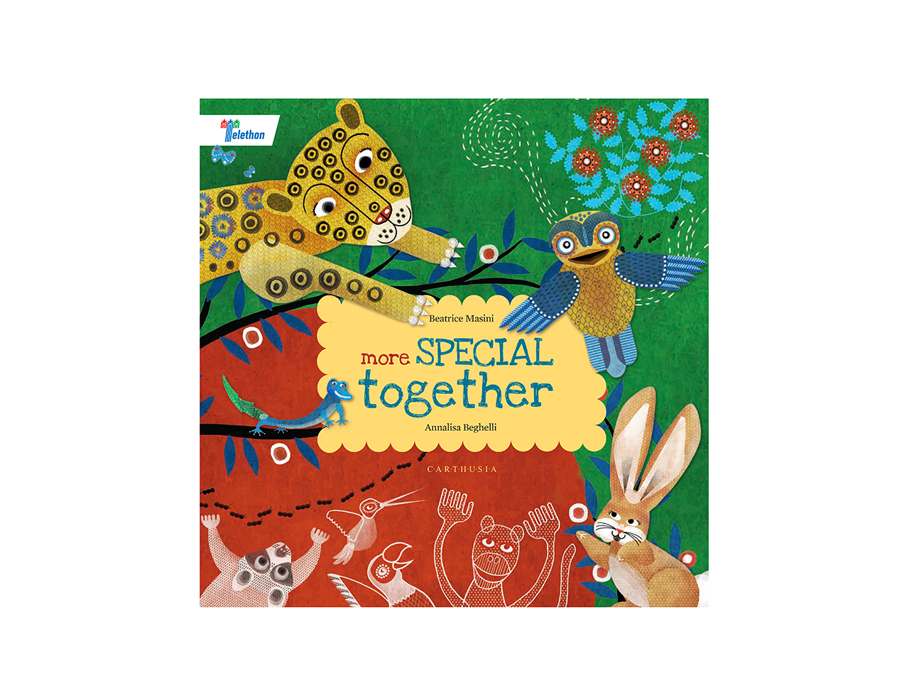 "Libro Carthusia ""More special together"""
