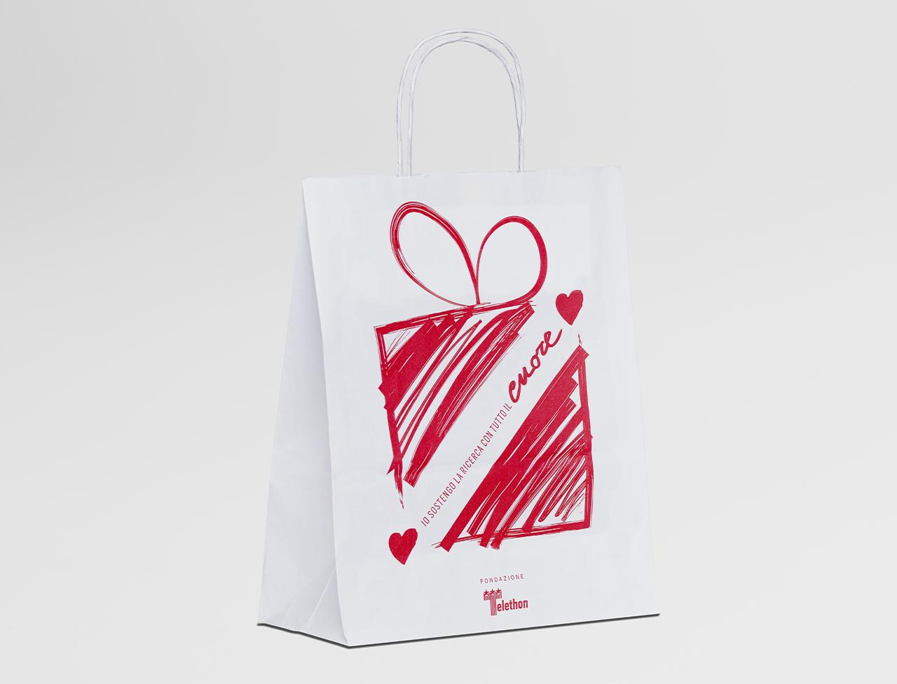 Shopper zaino